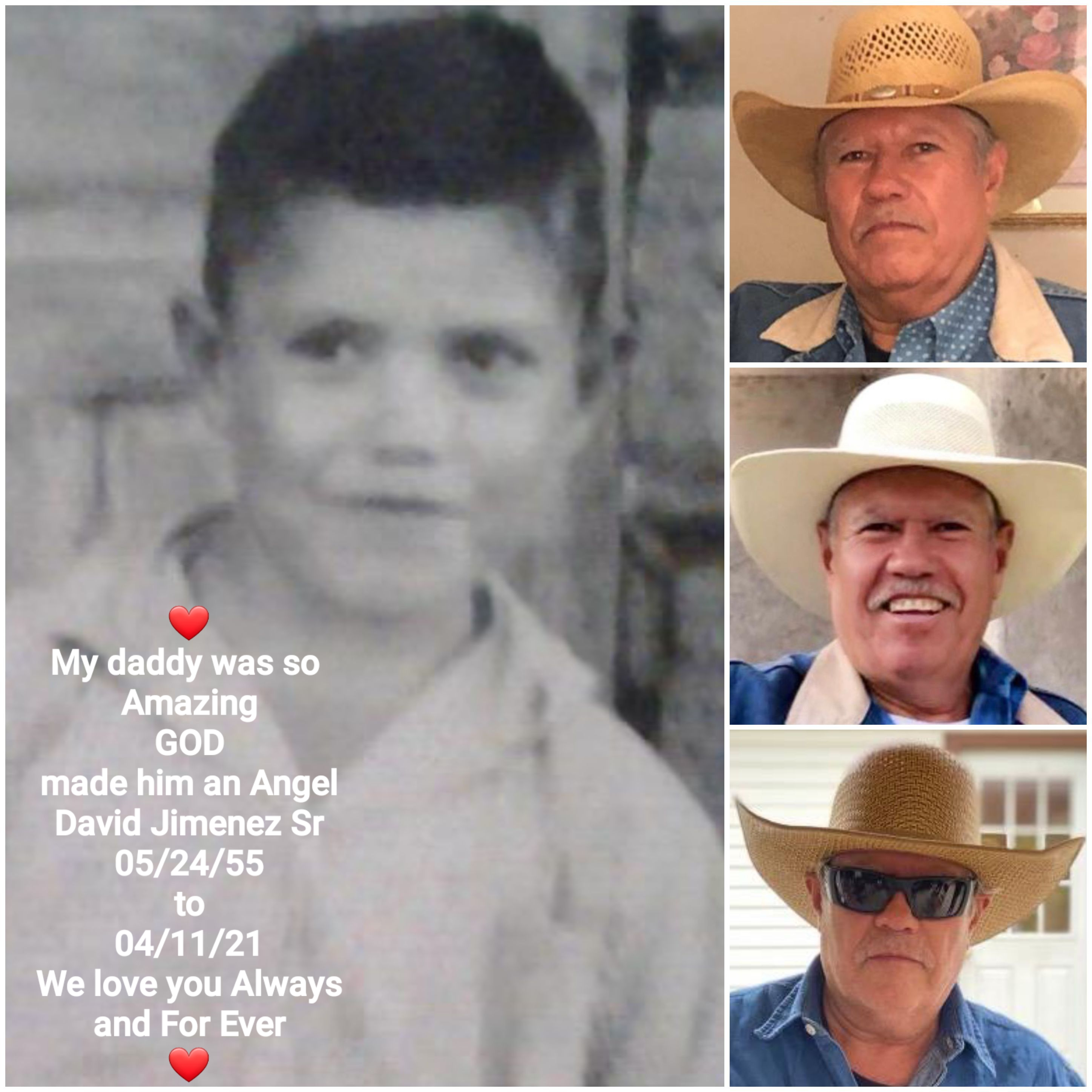 Love you daddy … Te voy extrañar mucho Papito Chulo!